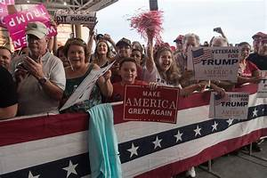 Trump Supporters See A Successful President  U2014 And Are Frustrated With Critics Who Don U0026 39 T