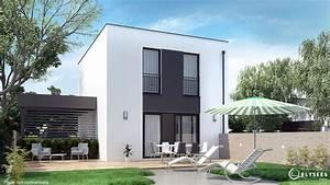 Plan Maison Pas Cher : maison moderne pas cher ~ Melissatoandfro.com Idées de Décoration