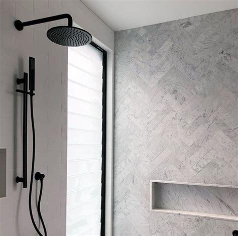 matte black tapware trend abi bathrooms interiors