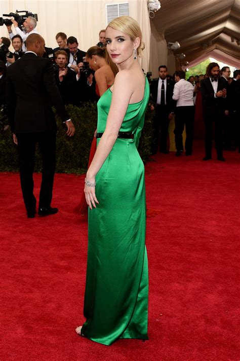 Emma Roberts – Costume Institute Benefit Gala in New York ...