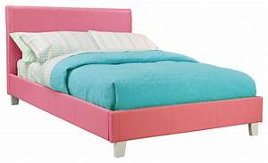 Fantasia pink bed contemporary bedroom columbus by for American freight furniture and mattress massillon oh