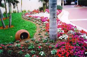 Garden Landscape Ideas by Tropical Landscaping Ideas Landscaping Software