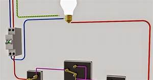 Schema Electrique Va Et Vient 3 Interrupteurs : sch mas lectriques sch ma lectrique permutateur ~ Medecine-chirurgie-esthetiques.com Avis de Voitures