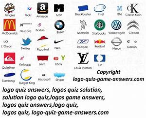 All Logos 88  Logos Quiz Answers