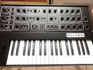 Sequential Circuits Pro One Synthesizer With Case And