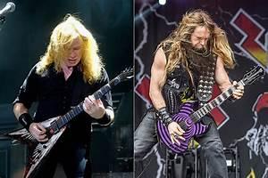 Dave Mustaine + Zakk Wylde Lead 2018 Rock N' Roll Fantasy ...