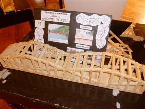 diy popsicle stick bridge designs  tutorials