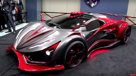 Meet Inferno Exotic Car 1,400bhp, 062mph In 3 Seconds