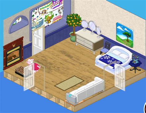 Webkinz Bedroom Themes by Hailey And Elwin Decorate A Bedroom In The Ski Resort