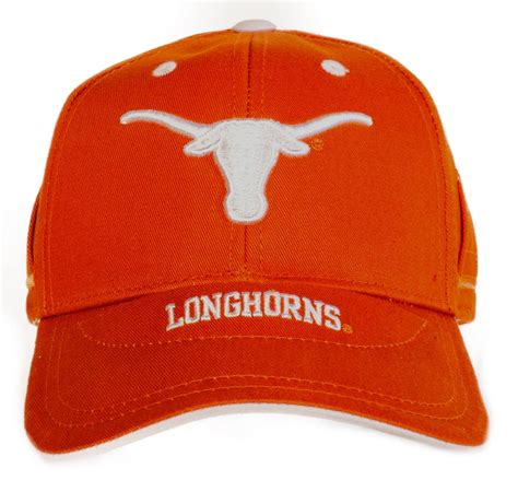 longhorn colors longhorns school color cap