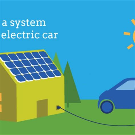 solar panels  electric cars    solar  charge
