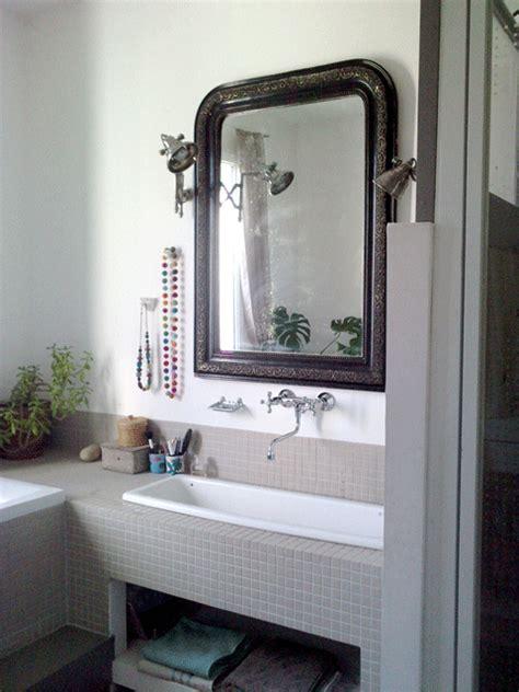 chambre minuscule la salle de bain milex