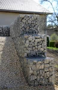Mur En Gabion : mur ou cl ture gabion petit prix ~ Premium-room.com Idées de Décoration