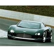 Old Concept Cars Bentley Hunaudieres