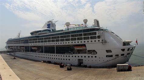 Royal Caribbean Ship Catches Fire In Mediterranean Cnn