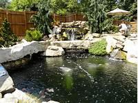 interesting patio pond design ideas Beautiful garden pond ideas | Orchidlagoon.com