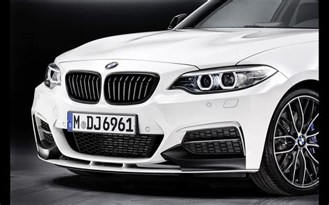 2018 Bmw 2 Series Coupe M Performance Parts Section 1