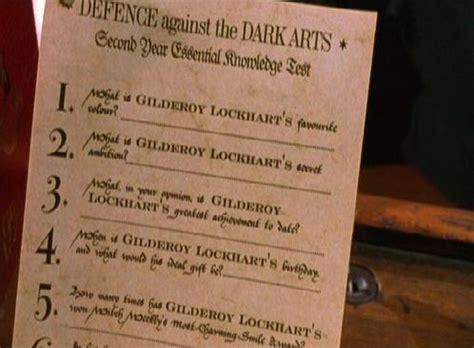 Image  Lockhart's Testjpg  Harry Potter Wiki