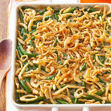 green bean casserole recipe taste  home
