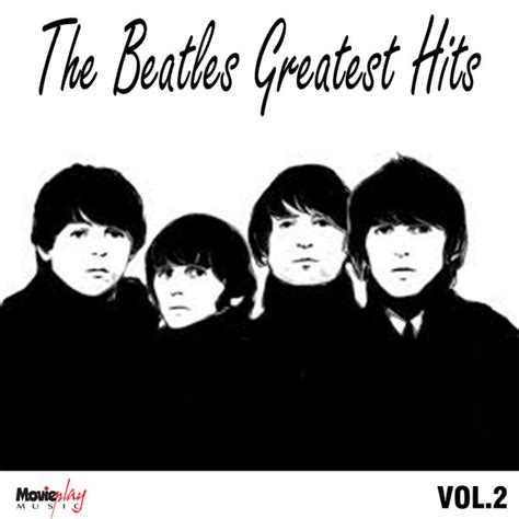 The Beatles Greatest Hits, Vol 2 Album Cover By Singer