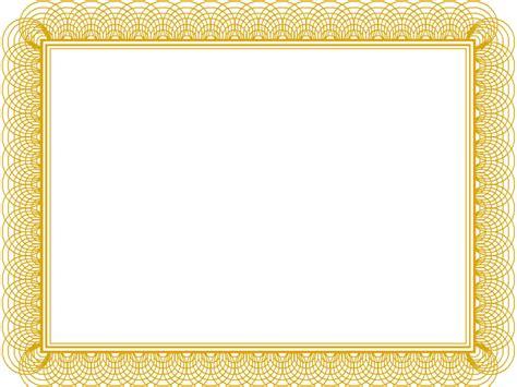 certificate templates blank blank certificates