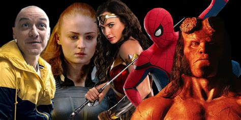 2019 Has The Most Superhero Movies Ever