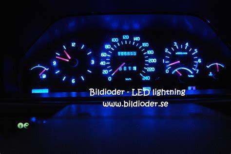 Bildioder.se   Diodbelysning för instrumentpanel Volvo 940