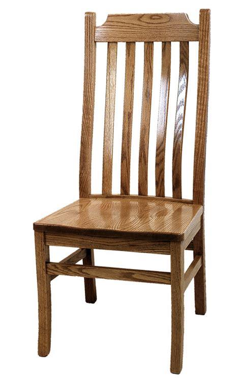 86 mission side chair ohio hardwood furniture