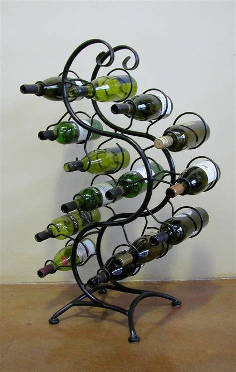 metal wine rack metal wine racks woodworking projects plans