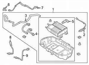 Ford Mustang Evaporative Emissions System Lines  5 0 Liter