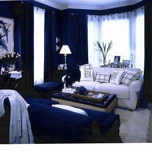 navy blue living room furniture With interior design living room navy blue
