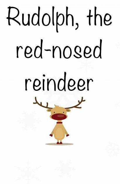 Reindeer Song Seen Ever