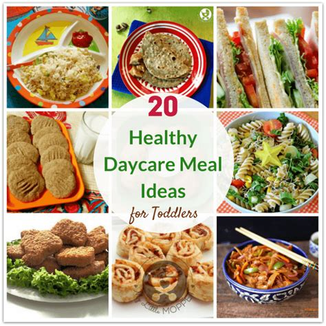 20 healthy daycare meal ideas for toddlers 348 | Daycare Meal Ideas for Toddlers