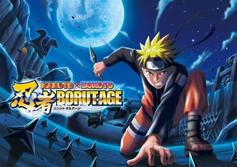 Naruto X Boruto Ninja Borutage