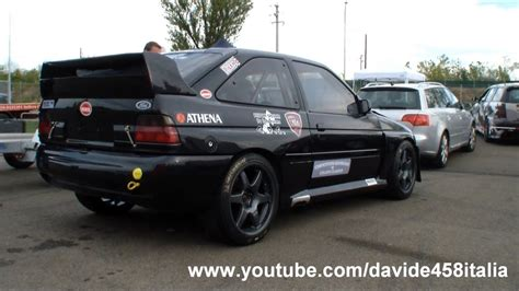 ford escort rs cosworth youtube
