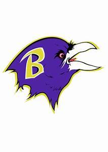 Ravens Logo Vector - ClipArt Best