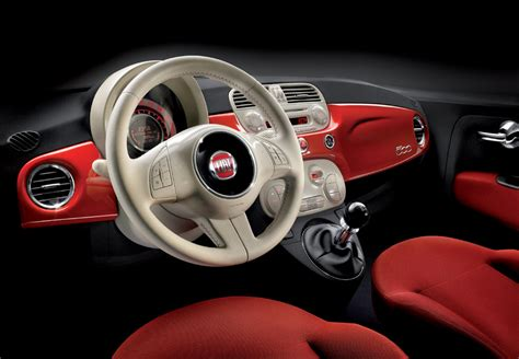 fiat 500 s interieur int 233 rieur de la fiat 500 photo 992x687
