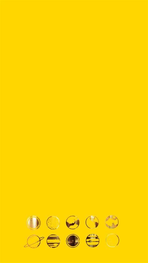 get yellow lockscreen aesthetic wallpaper iphone pictures