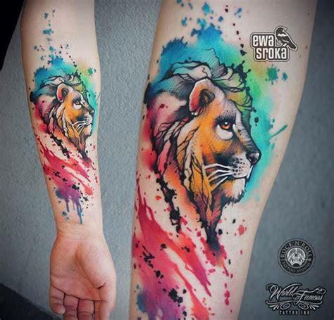 Lion L Tatouage  Cochese Tattoo