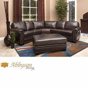 santa monica 2 piece top grain leather sectional and With gavin leather sectional sofa