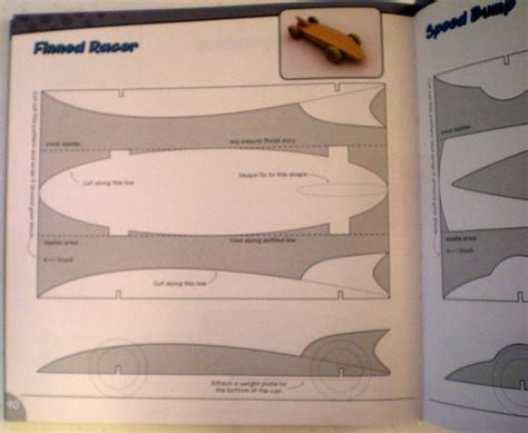 good read  started  pinewood derby toolmonger