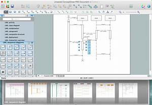 Uml Sequence Diagram  Design Elements