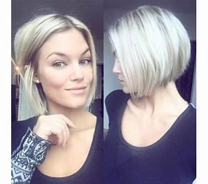 Coupe Femme Tendance 2016 : coupe mi courte femme tendance coiffure ete 2016 arnoult ~ Voncanada.com Idées de Décoration