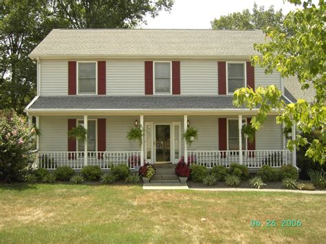 Curb Appeal Can A Front Porch Increase The Value Of Your