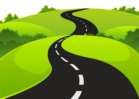 I used benjamin's animator package to animate the svg. aaaa4ecba68600ae1f090f8d4ba7ef55_clipart-winding-road-road ...