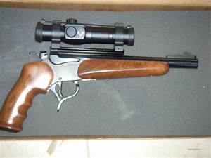 Thompson Contender pistol for sale