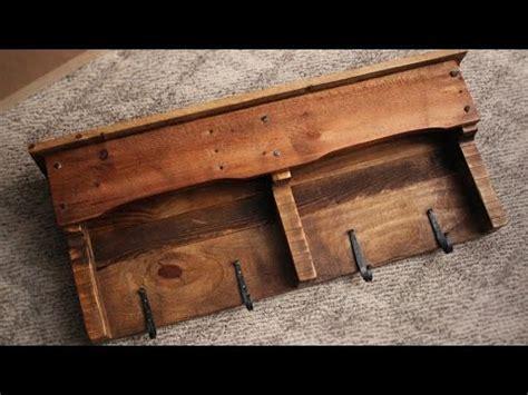 forging coat hooks  nails   pallet coat rack youtube