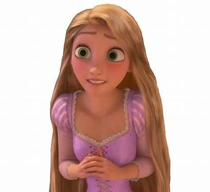 Rapunzel Transparent Background Face Disney Tangled Princess