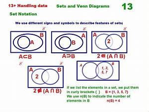 Sets And Venn Diagrams By Paulshefford