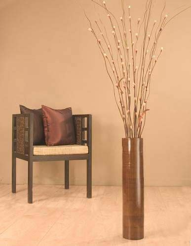 Vases For Bamboo Sticks by How To Decorate With Vase And Sticks Search
